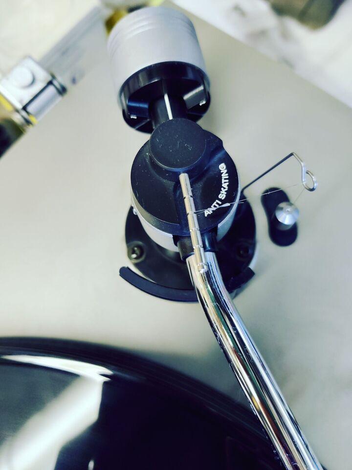 Pladespiller, Andet, Apollon direct drive manual TL 600