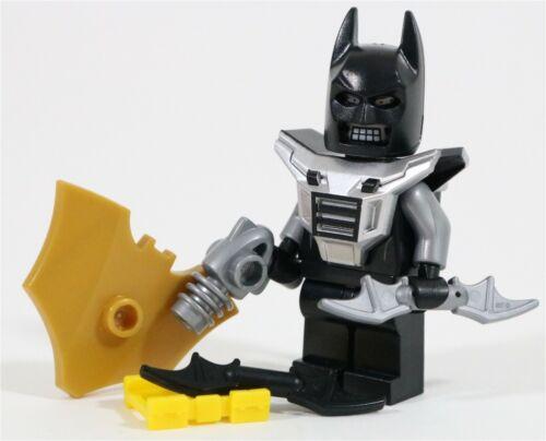 MADE OF GENUINE LEGO PARTS LEGO SPACE BATMAN MINIFIGURE DC SUPERHEROES