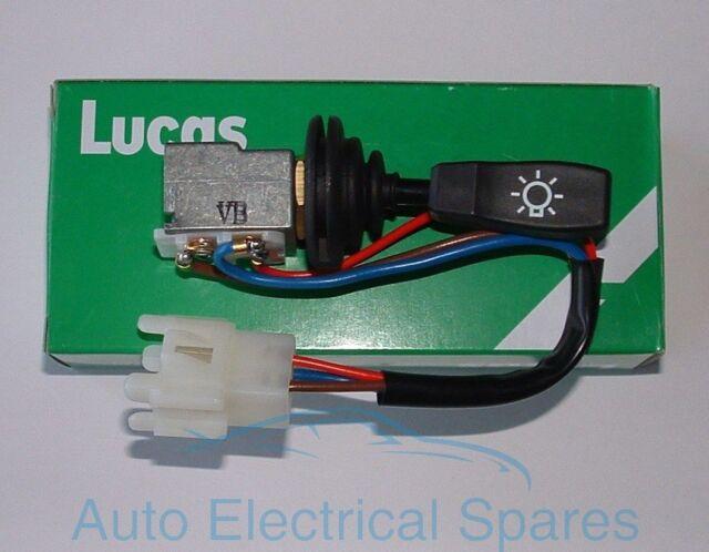 Lucas SQB709 Headlight Side light Switch for Land Rover Defender AMR6104