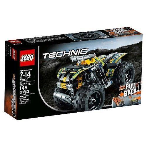 Lego Technic Quad Bike 42034 NEW