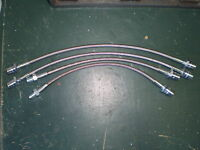 Vw Bus Stainless Steel Brake Lines 1956-1967(volkswagon)