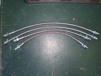 Vw Bus Stainless Steel Brake Lines 1956-1967(volkswagon)