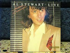 AL-STEWART-LIVE-INDIAN-SUMMER-2-LP-CAMPIONE-PROMO