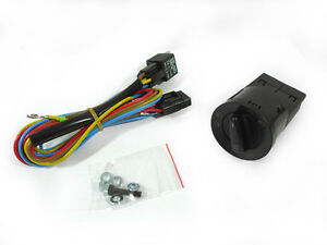 Euro Switch Plus Wiring Adapter Wire For VW Golf GTi ...