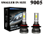 8000LM-Canbus-Error-Free-LED-Headlight-Kits-Hi-Lo-Power-6000K-White-Bulb-Bulbs thumbnail 13