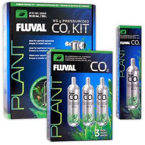 Réservoir de poissons d'aquarium pour la santé des plantes, pour la croissance des plantes Fluval Co2 45g / 95g