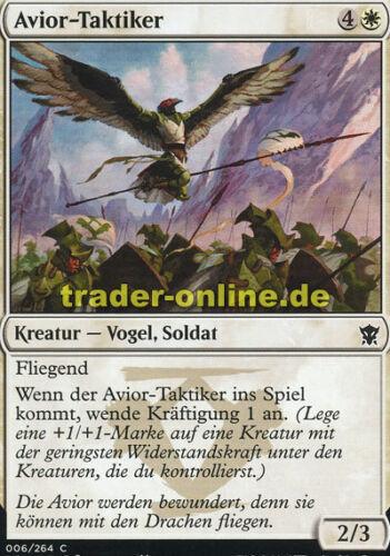 Aven Tactician Dragons of Tarkir Magic 4x Avior-Taktiker