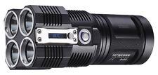 Lampe torche nitecore TM26 Quadray 4000 lumens militaire sécurité outdoor police