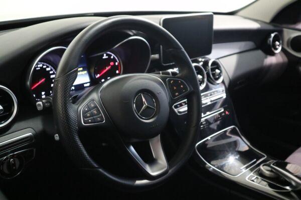 Mercedes C220 2,2 BlueTEC Avantgarde stc. aut. - billede 3