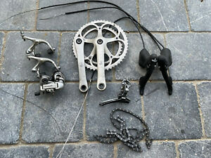 Vintage Campagnolo 9s Groupset Mirage - Veloce