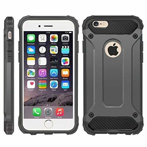 iPhone 6 Case, iPhone 6S Cover, [Survivor] Military-Duty Case - Shockproof Heavy
