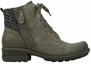 NEW-PLANET-SHOES-POTSY-WOMENS-COMFORTABLE-LACE-UP-ANKLE-BOOTS