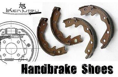 Conceptua Kenjutsu Rear Handbrake Shoes For R34 GT Skyline RB25DE N//A