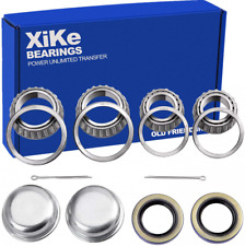 FKG Trailer Bearing Kit for 1-1//16 Inch Straight Spindles