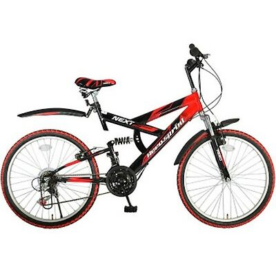 Bicycle Hero Sprint 18 Gears 26T with Dual Shockers and Two color Combination Ne