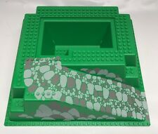 Raised Lego Base plate #2552px6 From Sets 6081, 6066 Castle Fortress