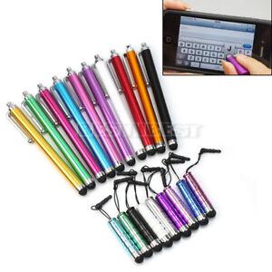 Lot-de-20-Stylus-Stylet-Stylo-Capacitif-Ecran-Tactile-pour-iPad-iPhone-Tablette