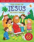 Story of Jesus Activity Book by Michelle Medlock Adams (Paperback, 2014)