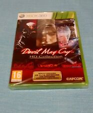 DEVIL MAY CRY HD COLLECTION XBOX 360 NUEVO PRECINTADO PAL ESPAÑA