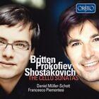 Britten, Prokofiev, Shostakovich: The Cello Sonatas (CD, Apr-2015, Orfeo)