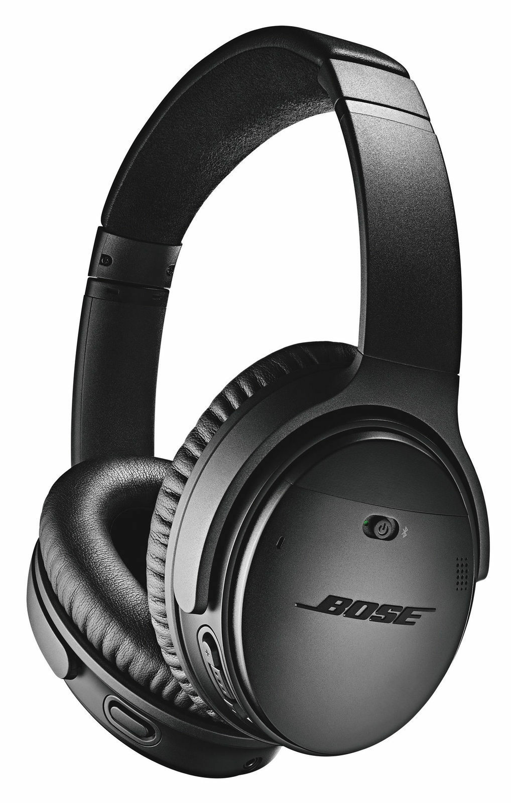 Bose QuietComfort 35 II Black Over the Head Headsets for sale online ... acd95ff6604ff