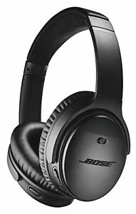 Bose QuietComfort 35 II Black Over the Head Headsets