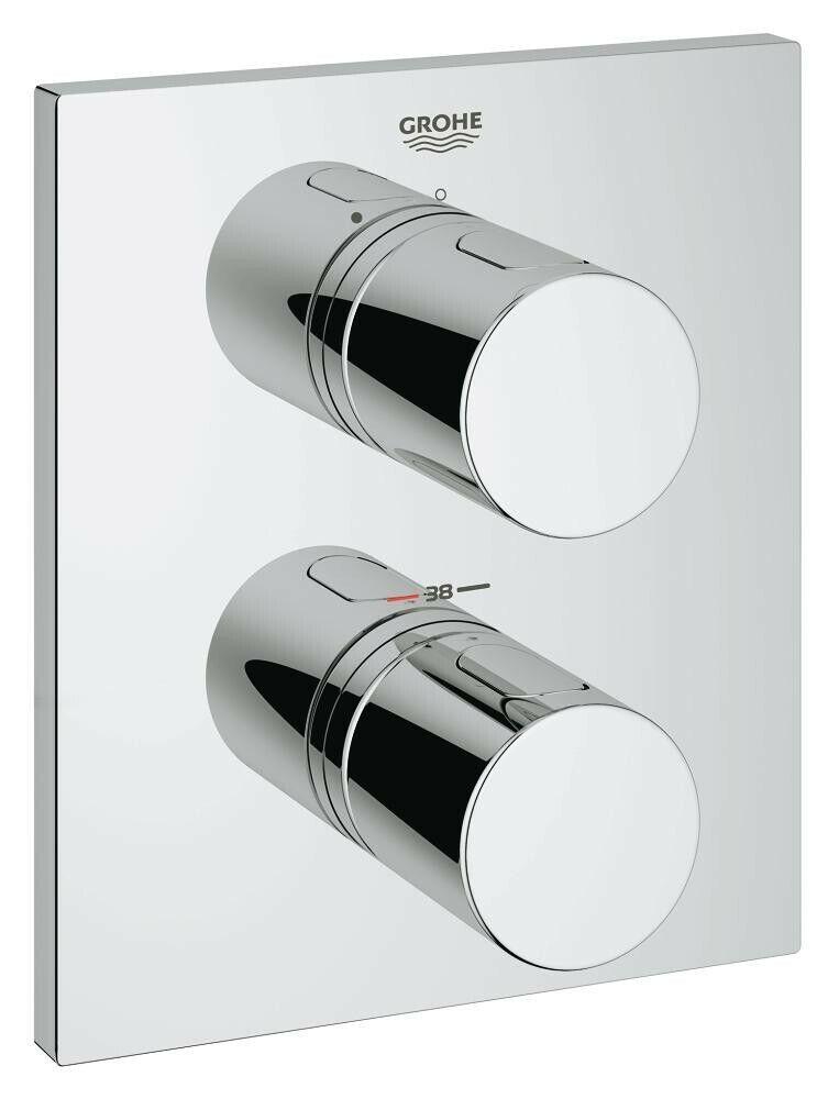 Grohe Thermostat-Brausebatterie Grohtherm 3000 C Fertigmontageset   19568000 | Hohe Qualität und günstig  | Deutschland Online Shop  | New Listing  | Jeder beschriebene Artikel ist verfügbar