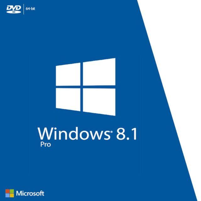 MICROSOFT WINDOWS 8.1 PRO VL 32/64 BIT ESD - ORIGINALE FATTURABILE