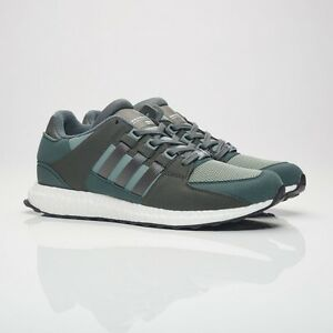 sports shoes 711b6 57fdc Details about Adidas Men EQT Support Ultra green grey BB1240 BB1240