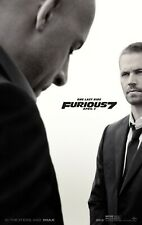 """Fast and Furious 7 Paul Walker Movie star hot wall  Poster  20/""""x13/""""  002"""