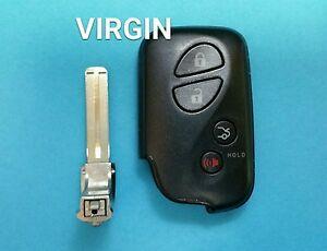 lexus is250 key unlock