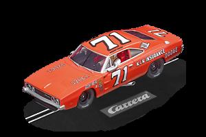Carrera Evolution 27639 Dodge Charger Nascar Daytona 71 1 32 Slot Car Ebay