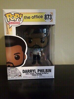 Toy New The Office Pez: Darryl Philbin Funko Pop
