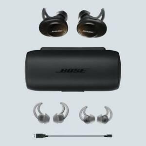 Bose-SoundSport-Free-Wireless-In-Ear-Headset-Black-FREE-SHipping