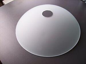 VERRE-ABAT-JOUR-de-rechange-bol-blanc-E27-dimension-trou-MONTURE-43mm-MAX