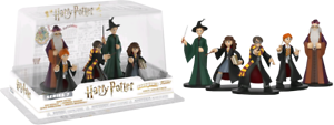 Harry-Potter-Heroworld-FUNKO-Series-7-Set-of-5-4-034-Action-Figures-New-Sealed-Box