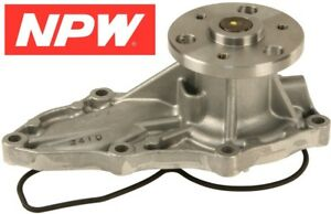 For NPW Engine Water Pump w/ Gasket for Acura TSX Honda ...