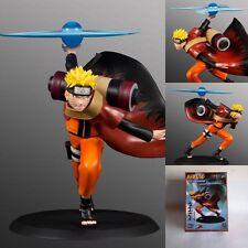 Naruto Uzumaki Anime Sammel Figur Statue Jutsu Futon Rasen Shuriken Shippuden