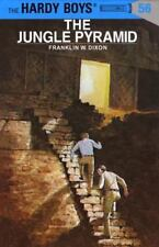 The Hardy Boys: The Jungle Pyramid 56 by Franklin W. Dixon (1976, Hardcover)