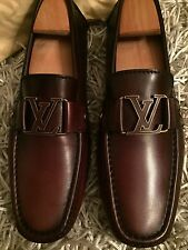 Louis Vuitton Herren Schuhe, Slipper Gr.7 41/42 Top Neu
