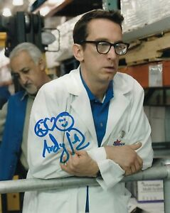 Andy Dick Signé (Employee Of The Month ) Film 8X10 Photo Lon W - Coa maw0pF1n-09090803-438909170