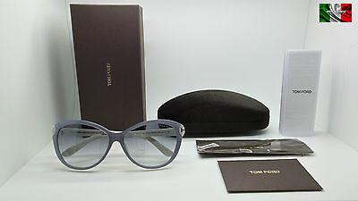 TOM FORD TELMA TF325 color 74B occhiale da sole da donna TOP ICON ST44282