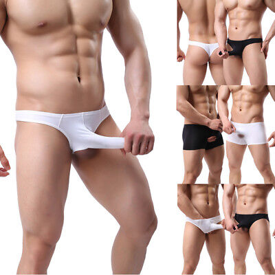 New Seobean Sexy Men's Underwear Boxer Shorts Breathable Mesh Trunk Underpants Chinese Style Solid Boxer For Manboxers