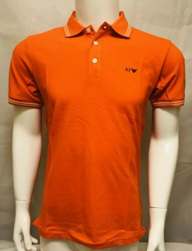 MEN POLO SHIRTS TIPPING COLLARED NECK 6 COLOURS CASUAL AJ TOPS T SHIRTS RRP £95