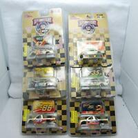 Lot Of 6 Racing Champions 1999 Nascar Gold Assorted 50th Anniversary 1:64