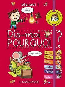 Dis-moi pourquoi ? Nouvelle édition von Fougère, Isabelle | Buch | Zustand gut