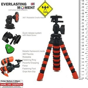 Mini-Octopus-Flexible-Gorilla-Tripod-for-DSLR-GoPro-Camcorder-Smartphone-Camera