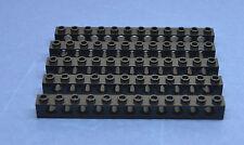 LEGO 5 Technik Technic Lochstein Lochbalken 1x12 schwarz black hole bricks 3895