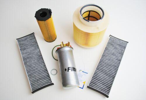Conjunto de filtros de piezas de inspección conjunto de inspección audi a6 c6 3,0tdi 171kw Quattro