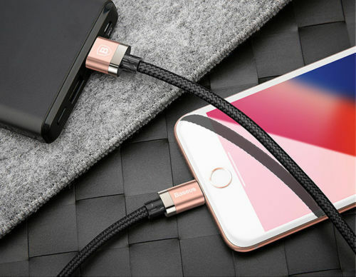 For Apple iPhone 8 Plus 7 6S Lightning USB Charger Cable Charging Data SYNC Cord